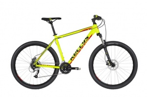 ROWER KELLY'S MADMAN 50 XS NEON LIME 2019