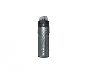 BIDON KELLY'S ANTARCTITA THERMO CHARCOAL 0,7L BLACK