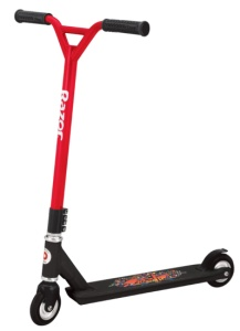 HULAJNOGA RAZOR BEAST V5 RED BLACK