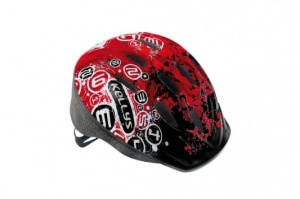 KASK KELLY'S MARK RED S/M