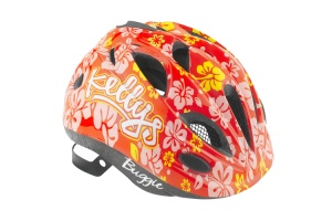 KASK KELLY'S BUGGIE RED FLOWER M
